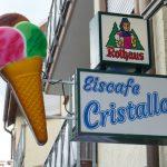 Nußlochs Eiscafe Cristallo wiedereröffnet