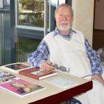 Dieter Degreif spendet 1000,- Euro für den Nußlocher Hilfsfonds