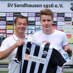 SV Sandhausen nimmt Florian Hansch vom Chemnitzer FC unter Vertrag.