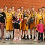 Deutsche Basketball-Meisterschaft Ü35 Damen bei den Wild Bees in Sandhausen