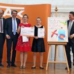"""""""Bunt statt blau"""" - Realschule Leimen erreicht 3. Platz im Kunst-Wettbewerb"""