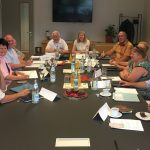 FDP Kreistagsfraktion im Gespräch mit den Freien Wohlfahrtsverbänden