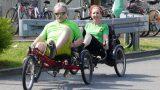 Grüne stadtradeln Sonntag von Heidelberg nach Neckargemünd