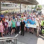 """Für das Klima drei Wochen """"Stadtradeln: Gelungener Auftakt in Walldorf"""