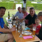 Grillparty der CDU St. Ilgen bei den Gartenfreunden Probsterwald
