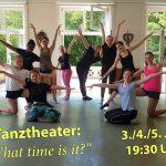 Intensive Probentage der Tanztheater-AGs des Friedrich-Ebert-Gymnasiums