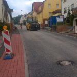 Endlich: Hauptstraße Gauangelloch wird Montag geöffnet