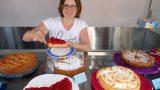 Gemütliches Gauangellocher Unterdorffest – Tolles Kuchenbuffet im Pumpenhaus