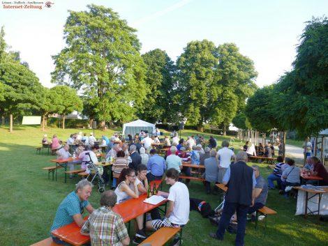 23. GALL-Parkfest im Leimener Menzerpark – Unterhaltsam und informativ