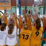 Wild Bees-Damen Ü35 gewannen Deutsche Basketball-Meisterschaft