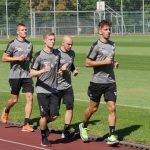 SV Sandhausen: Trainingsauftakt und Mannschafts-Vorstellung am Wochenende