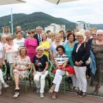 """Grüne Damen"" der GRN-Kliniken zu Gast bei Landrat Stefan Dallinger"