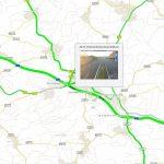 Vollsperrung der A6 bei Sinsheim an zwei Wochenenden