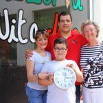 "Pizzeria ""Vita Mia"" eröffnet am Sandhäuser Cityplatz"