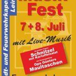 Musikfest der SFK am Wochenende