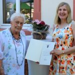 Ilse Glatting zum 90. Geburtstag