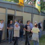 Sommergrillfest und Public Viewing beim MSC St. Ilgen