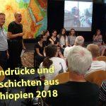 Präsentationsabend der Äthiopienfahrer am Friedrich-Ebert-Gymnasium