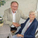 Gertrud Bachmann zum 90. Geburtstag