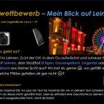 """Foto-Wettbewerb """"Mein Blick auf Leimen"""" für Kinder und Jugendliche von 6 – 19 Jahren"""