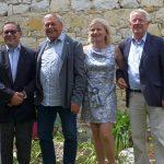 Gauangellocher besuchen Partnergemeinde: Champagner-Tage in Cernay