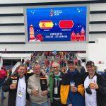 """""""Unser"""" Auslandsreporter berichtet: </br>Als Leimener bei der WM in Kaliningrad"""