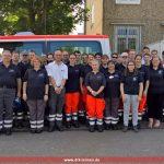 """Lage: """"Gasexplosion am Hauptbahnhof"""" – </br>Große Einsatzübung des Roten Kreuzes"""