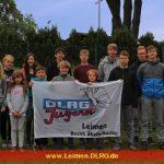 Zeltlager 2018 der DLRG-Jugend Leimen