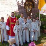 Katholische Kirche Gauangelloch – </br>St. Peter Patrozinium gefeiert