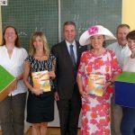 Lions Club spendet Musikschule Leimen 1.000€ - Verwendung für rhythmische Instrumente