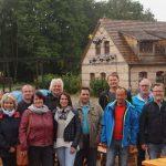 Sandhäuser Wochenendausflug zur Partnergemeinde und ins Sachsenland