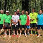 Herren 50 des Tennisclub Kurpfalz St. Ilgen steigen auf in Regionalliga