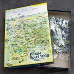 """Die Region spielend entdecken: </br>""""Wimmelbild"""" jetzt auch als Puzzle"""