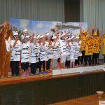 Tuishi pamoja - Wir wollen zusammen leben - Musicalaufführung der GSS-Grundschule