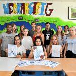 Comic-Wettbewerb: CDU-Fraktion gratuliert Otto-Graf-Realschule zum Sieg