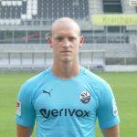 In Bochum den nächsten Schritt machen - Niklas Lomb im Tor
