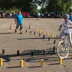 82 Kinder zeigten Fahrrad-Beherrschung beim ADAC Fahrradturnier in St. Ilgen
