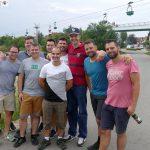 Neuer Verein: Materialseilbahn-Freunde Nußloch feierten 1. Sommerfest