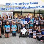 Preisverleihung zum 65. Europäischen Wettbewerb am Friedrich-Ebert-Gymnasium