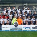 SV Sandhausen U23:  Mannschafts- und Spielerfotos der Saison 2018/19