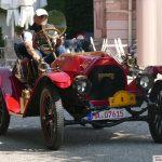 Classic-Gala und Oldtimer-Ausstellung am ersten September-Wochenende