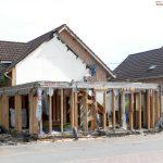 """Ende eines """"Provisoriums"""": Erstes """"Schwedenhaus"""" in der Senefelderstraße abgerissen"""
