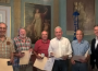 Verdiente BEZ-Mitglieder erhielten Stadtmedaille in Gold