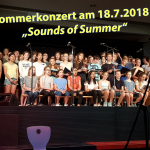 "Gelungenes Konzert ""Sounds of Summer"" am Fr.-Ebert-Gymnasium"