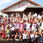 TV Germania Ferienprogramm: Kinderolympiade bei 36° im Schatten