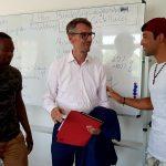 Informationen aus erster Hand – MdB Dr. Castellucci besucht Berufsfachschule maxQ