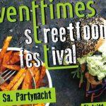 Freitag und am Wochenende: </br>Street Food-Festival in Leimen