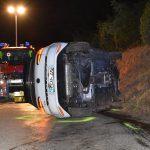 K4157 Maisbach Richtung Nußloch: Autofahrer kommt von Fahrbahn ab