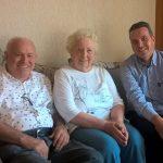60 Jahre glücklich verheiratet: Diamantene Hochzeit im Hause Filsinger