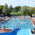 Freibad Leimen mit neuem Besucherrekord: Der 80.000. Besucher ist schon in Sicht